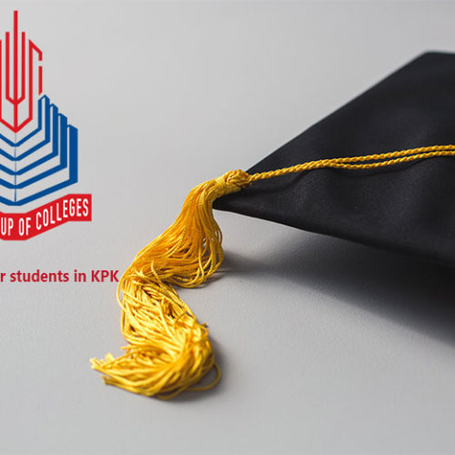 Scholarships for students in KPK