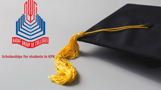 Scholarships for students in KPK